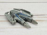 2009 Star Wars IG-2000 Titanium Series Die Cast IG-88's Assault Fighter Galoob
