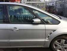 FORD S MAX 2007 COLOUR CODE MOONDUST SILVER DRIVERS SIDE FRONT DOOR COMPLETE