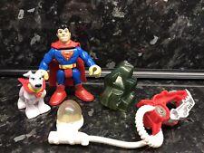 Imaginext DC Super Friends Series 4 Borsa Cieco figura di scegliere il tuo Nuovo di Zecca