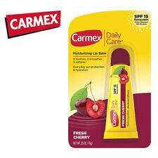 [CARMEX] Daily Care Moisturizing Lip Balm SPF15 FRESH CHERRY 10ml USA NEW