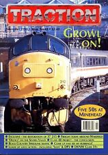 TRACTION Issue 49 NOV 1998 Class 48s,London,Wakefield,D6700,WM Speedlink,Leeds