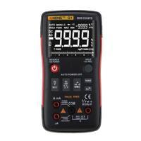ANENG Q1 True-RMS Digital Multimeter Button 9999 Counts Voltage Ammeter Test XI