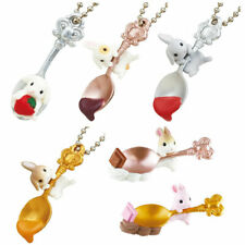 Miniature Dollhouse Rabbit Figure Sweet Girls Blind Box Toy Gashapon 1pc Random