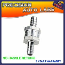 "10mm 3/8"" Aluminium One Way Inline Check Valve Fuel Diesel Gas Petrol Liquid Air"