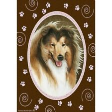 Paws Garden Flag - Collie 170191