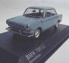 BMW 700 LS * 1960 blau * 1:43 Minichamps  430023705