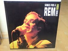 R.E.M. REM - songs for a green world - 2 Vinyl LP live Orlando Florida 1989