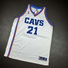 100% Authentic Darius Miles Reebok Cavaliers Jersey Mens Size 48 XL Mens