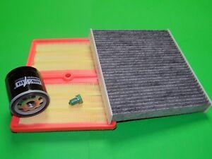 Filterset Filtersatz Inspektionspaket Audi A1 1.0 TFSI (60 & 70kW)