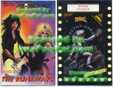 RUNAWAYS Joan Jett Lita Ford Comic 1st Print 1st Print Unread Archive Copy!