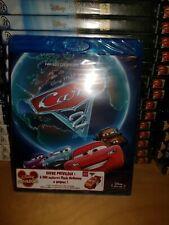 Cars 2 Disney Pixar Blu-ray édition Française NEUF sous blister