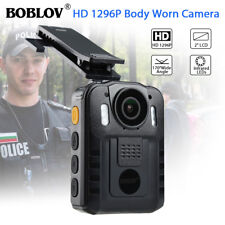 BOblov 1296P HD Security Body Camera Recorder Personal Security Infrared H.264