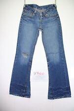 Levi's 927 Bootcut (Cod.U740) taille 43 W29 L34 jeans d'occassion basse vintage