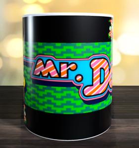 Mr Do retro arcade game Marquee Mug