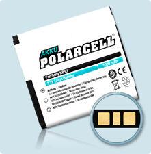 PolarCell Akku für Sony Ericsson C905 C902 C510 K770i K850i Z770i Batterie Accu