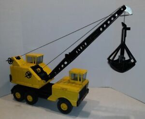NYLINT 1970s Version MICHIGAN CRANE 1:16 Scale. $25.00 Shipping!  USED but NICE!