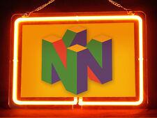 Nintendo 64 Fun Video Game Room Display Decor Neon sign