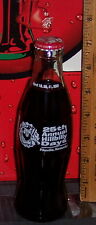 2001 HILLBILLY DAYS 25TH ANNUAL PIKEVILLE KY  8 OUNCE GLASS COCA -  COLA BOTTLE