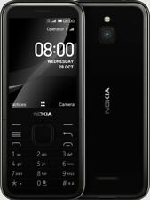 Nokia 8000 4G Smartphone 4GB BLACK NEUWARE LTE/4G WLAN  KaiOS 1500mAh HÄNDLER