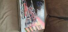 Star Wars Kenner Power Of The Force Rebel Snowspeeder With Box 1996