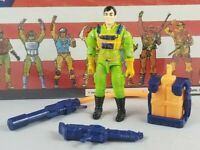 Original 1991 GI JOE FLINT V3 UNBROKEN figure ARAH not COMPLETE Eco Warriors