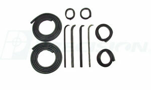 New Precision Weatherstripping Door Seal Kit / FOR 1971-72 FORD F100 F250 F350