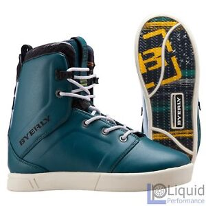 Byerly 2016 Haze System Wakeboard Boots
