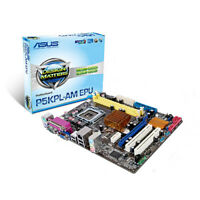 ASUS P5KPL-AM EPU MOTHERBOARD INTEL PENTIUM PROCESSOR WITH 2GB RAM