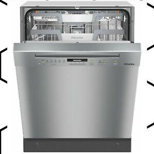 MIELE G7100 SCU,Edelstahl unterbau-Geschirrspüler,Energieeffizienzklasse A+++