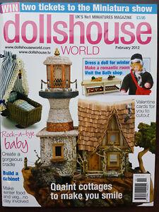 178 THE DOLLS HOUSE MAGAZINE ISSUE