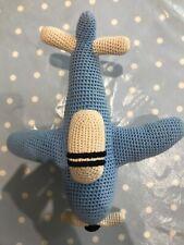 Anne Claire Petit Genuine Soft Toy Plane