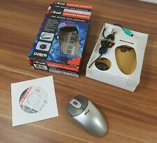 Trust PS/2 3 Tasten Wheel Wireless Funk PS2 AMI MOUSE 250S Cordless mit OVP