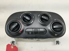 2011 FIAT 500 Heater Air Con A/C Climate Controller 98618077