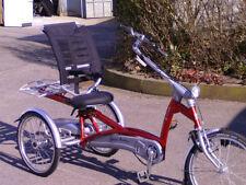 Dreiräder mit 8 Gängen