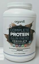 Complete Protein All In One Vegan Meal Replacement Shake, 30 servings Chocolate
