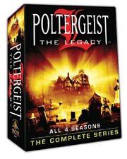 Poltergeist The Legacy Complete TV Series Season 1-4 (1 2 3 4) NEW DVD SET