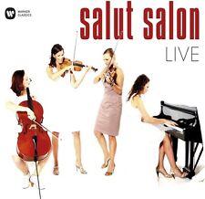 Salut Salon - Salut Salon Live [New CD]