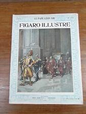 Revue LE FIGARO ILLUSTRE / No 155 Fevrier 1903 Special PAPE POPE LEON XIII