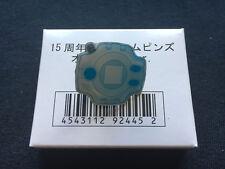 Bandai Digimon Adventure 15th Anniversary Digivice Pin OMEGAMON Sky Blue Ver MIB