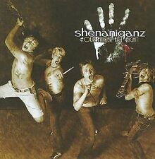 SHENANIGANZ - FOUR FINGER FIST FIGHT NEW CD