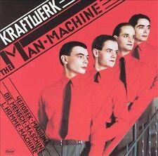 Kraftwerk : Man Machine CD