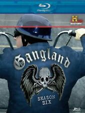 Gangland: Sixth Season 6 Six (Blu-ray Disc, 2010) NEW!