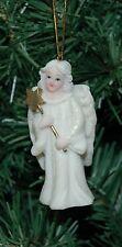 Snow White Angel Christmas Ornament (Star)