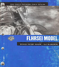 2002 HARLEY-DAVIDSON FLHRSEI ROAD KING PARTS CATALOG MANUAL -FLHRSE