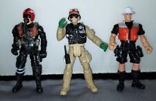 Military Action Figures Chap Mei Lot of 3 (Bundle B)
