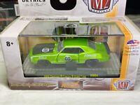 M2 Machines 1969 Chevrolet Camaro SS/RS 396 AM04 (1) Green Auto-Mods