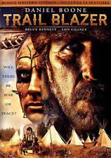 Daniel Boone: Trailblazer (DVD, 2015, Bonus Western Edition) Ships in 12 hrs!!!