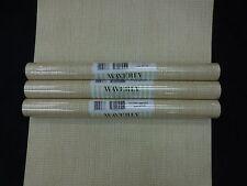Bamboo Vertical Lines Beige Waverly Wallpaper #5507473 (Lot of 3 Double Rolls)