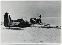 Abgeschossene Spitfire. Orig-Pressephoto, von 1941