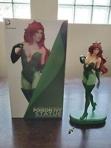 DC Comics Cover Girls Poison Ivy Statue DC Collectibles by Artgerm